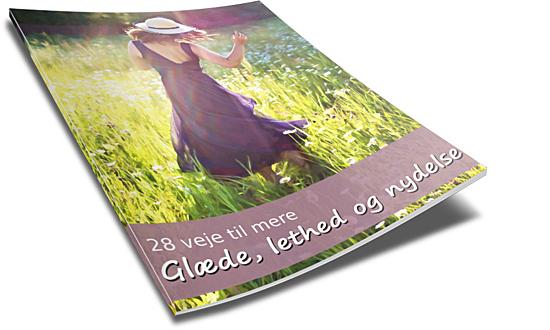 gratis ebog til mere glæde lethed og nydelse