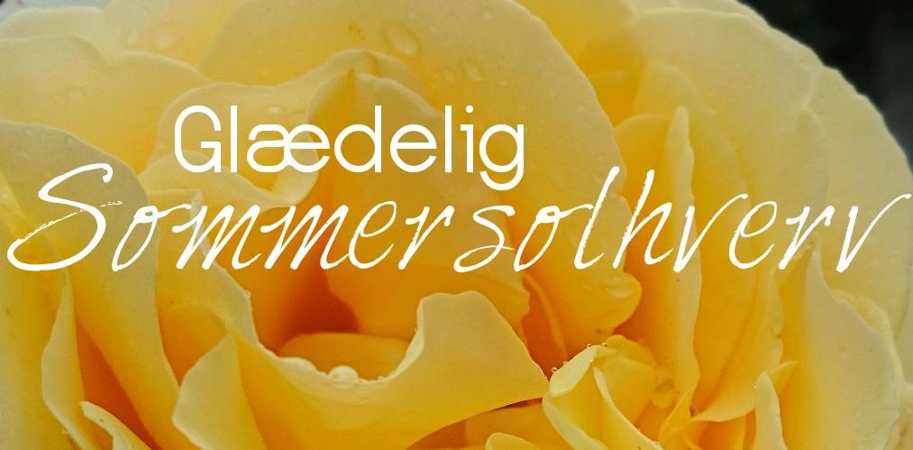 Sommersolhverv – fejring af lyset i dig og årets gang