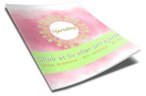 gratis hjertebog til dine drømme