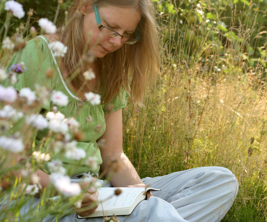 boost dit selvværd med nærvær i haven