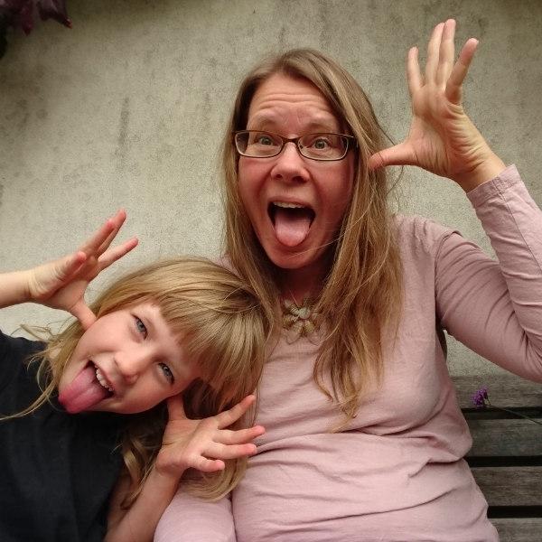 med selvkærlighed kan du bedre være mor