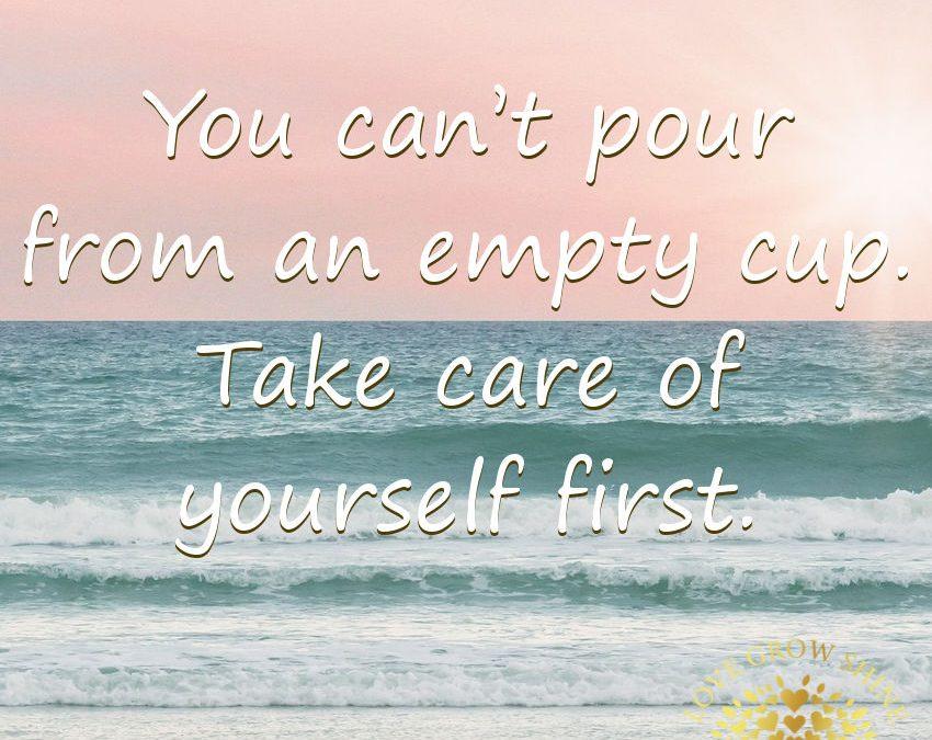 Er det egoistisk at elske sig selv og sætte tid af til egenomsorg og selvkærlighed?