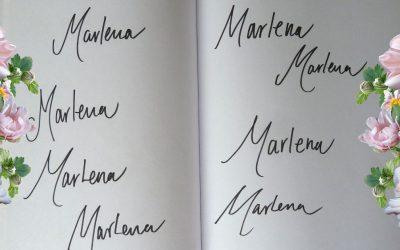 Rejsen fra Pia Luxhøj Støvring til Marlena Munch
