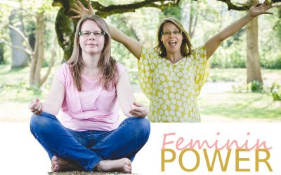 Sådan udfolder du din skaberkraft med hjælp af din feminin power